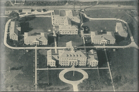 NYISE original layout in 1924  NYI Campus 1924