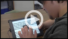 iPads Helping Schools Teach Students Who Are Blind or Visually Impaired