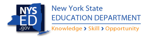 NY State Education Department